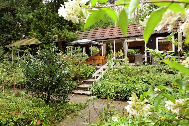 Maison confortable à Baarle-Nassau avec jardin privé
