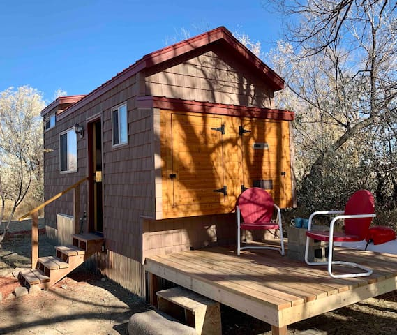 The Four Corners Tiny House