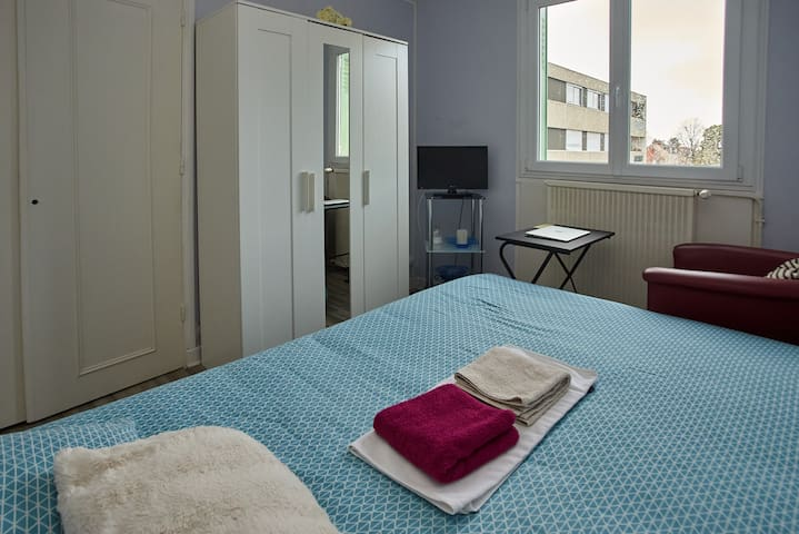 chambre individuelle  (appart MR1)