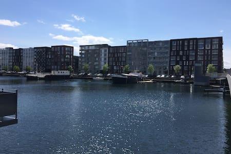 Harbour view apartment - Copenhagen - Apartmen