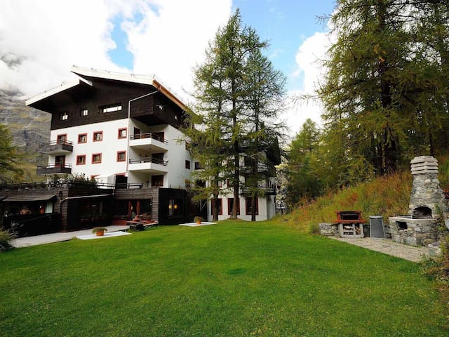 Residence in Breuil-Cervinia ID 520