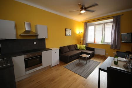 Sunny apartment near centre 2