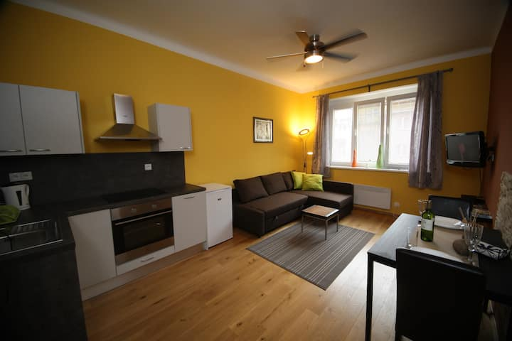 Sunny apartment near centre 2