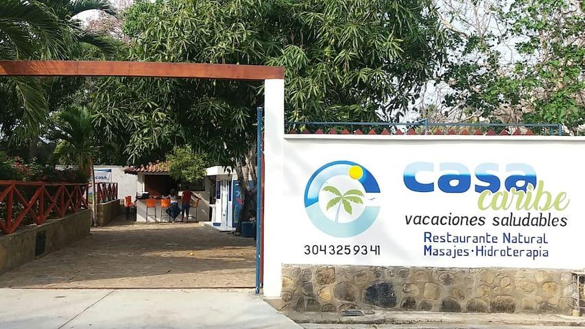 CASA CARIBE - Wellness & Lifestyle - Playa Mendoza - Tubará - House