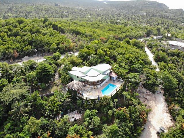 Makay Villa - Anse d'Azur
