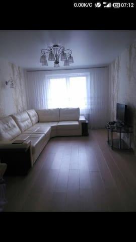 Двухкомнатная квартира возле метро Уручье - Minsk - Apartemen