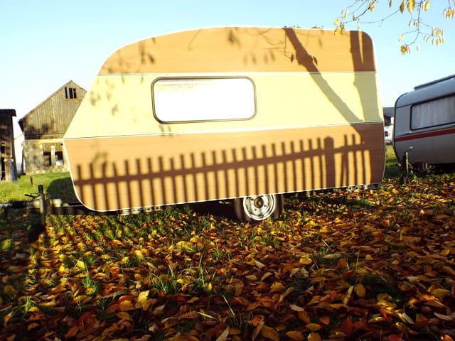 URLAUB im Wohnwagen auf Europas Campingplätzen! - Hartmannsdorf - Camper/RV