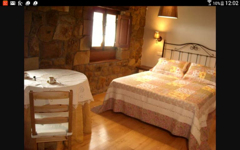 Casa rural con todos los servicios en camino sant - Lugo