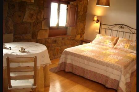 Casa rural con todos los servicios en camino sant - Lugo - Casa