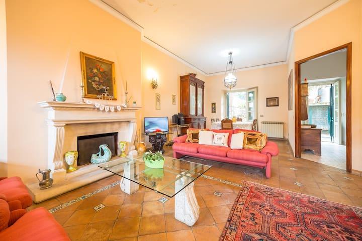 A Luxury Villa in Taormina - Taormina - Villa
