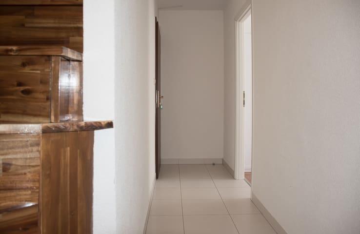 Apartment Toc Split