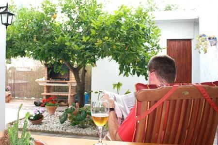 Casa rural l'Americà, tranquilidad a 10' de playa - Apartament