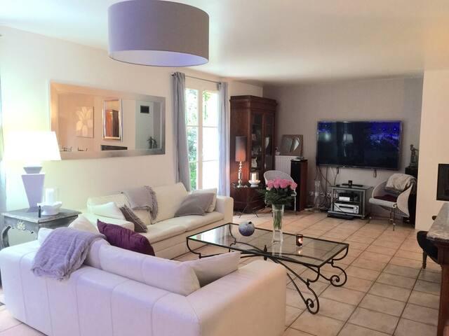 Proche Paris, grande maison moderne et confortable - Mandres-les-Roses - 一軒家
