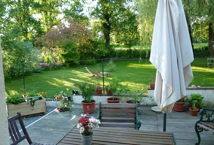 Gemütliche Ferienwohnung für 4-6 Pers in Allaire - Allaire - Apartment