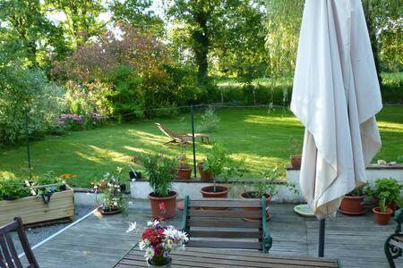 Gemütliche Ferienwohnung für 4 Personen in Allaire - Allaire - Appartamento
