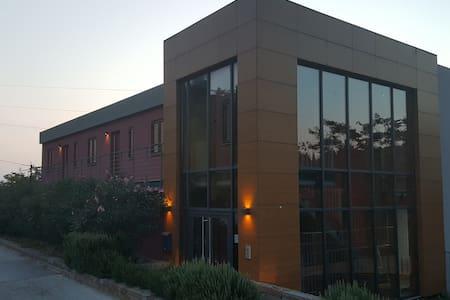 Portoroz // Sunset at Valeta Hills // Modern App - Lucija