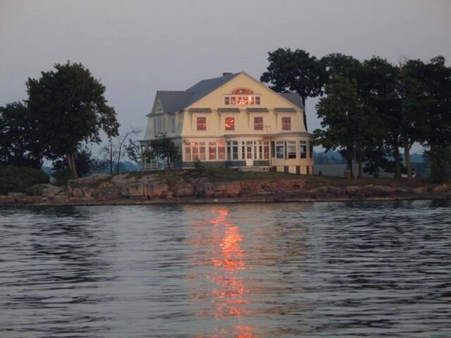 Vacation on your own private island!