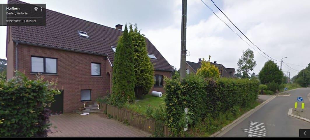 Baelen-Limbourg app. à la campagne