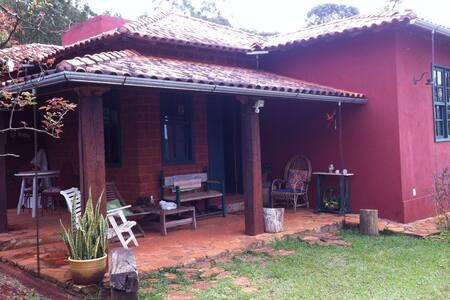 Casa com piscina no Balneário das Águas Santas