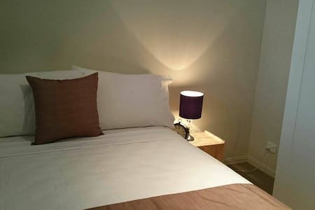 Private Bedroom Double Bed - Southport