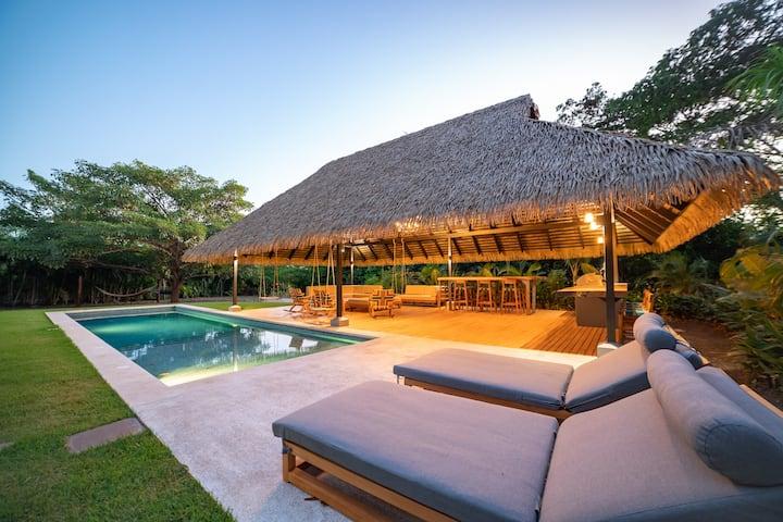 Luxury Home w/ Amazing Outdoor Living in Hacienda Pinilla!
