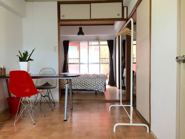 Best location!!The cherry blossom season starts! - Fukuoka - Apartment