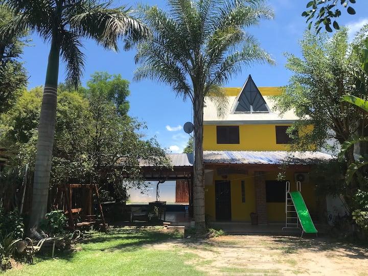 Casa en Paso de la Patria (Piscina)