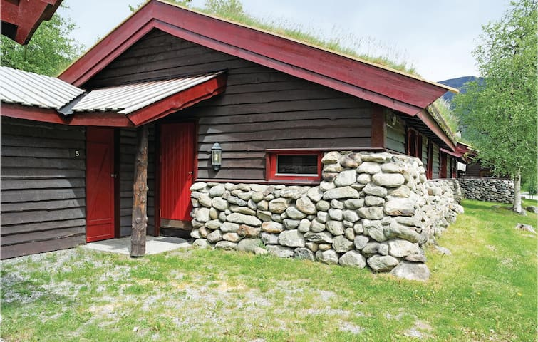 Terraced house with 1 bedroom on 35m² in Hemsedal
