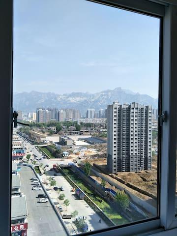 泰山脚下如意观景休闲度假小居 - Taian Shi - Apartment