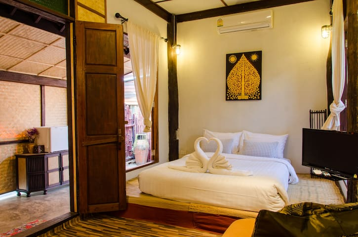 Free Bf & Cleaning Lanna Cosy Country Villa - Hus