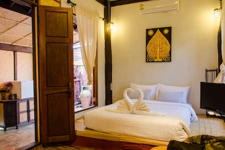 Free Bf & Cleaning Lanna Cosy Country Villa - Rumah