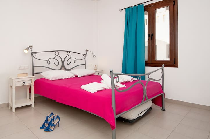 Depis place double room in Naxos town - Agios Prokopios - Lejlighed