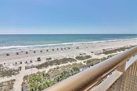 Oceanfront & on the boardwalk at Holiday Pavilion!