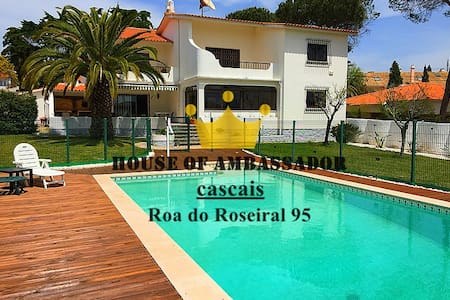 House of ambassador - Cascaes - Villa