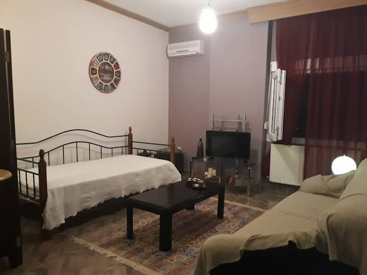 My place in Komotini