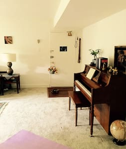 1BD Apartment, Full bath, Gym,Pool, Piano - 維也納
