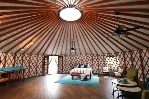 Stylish Yurt