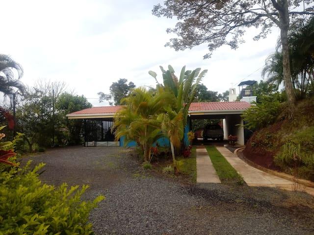 CASA DE CAMPO, QUINTA NATURAL