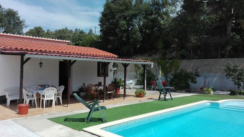 Casa Bonita con piscina privada - Lloret de Mar - Villa