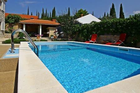 Paradise villa Dubrovnik with pool - Čilipi - 단독주택