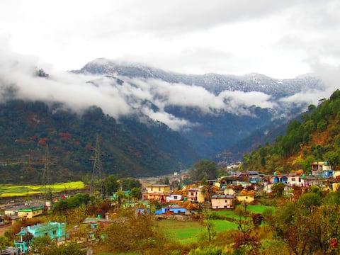 Himalayan Homestay in Matli Village, Uttarkashi