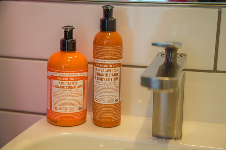 Dr Bronner's Everything