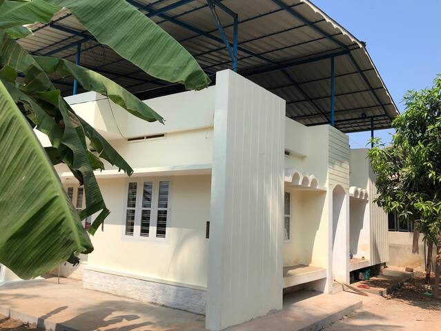 Villa  – Odayam Beach