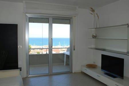 Splendido appartamento vista mare - San Vincenzo - Appartement