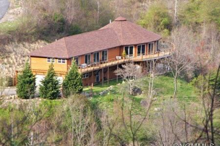 Big House, Big Views, Skiing-Winter Sports - Waynesville