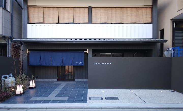 FUGASTAY KYOTOGOJO / NEW☆TWIN ROOM / FREE WIFI