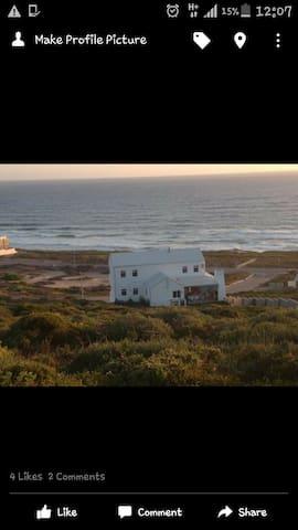 Piece of Paradise - Yzerfontein - บ้าน