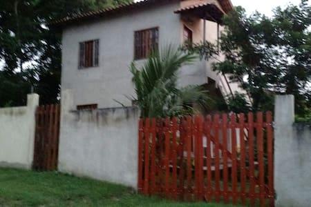 Vista panorâmica Cruzeiro e Igreja - Saquarema