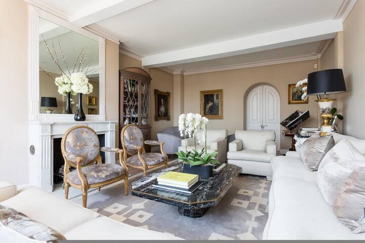 Cinq chambres à coucher Monaco Central