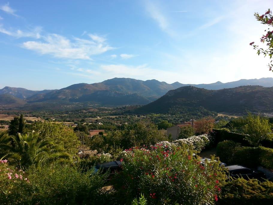 Panorama côté Montagne